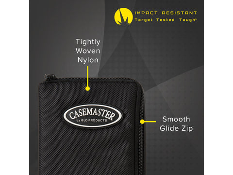 Image of Casemaster Select Black Nylon Dart Case