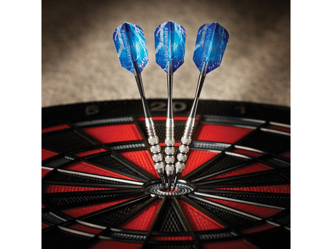 Image of Viper Silver Thunder Soft Tip Darts 4 Knurled Rings 16 Grams