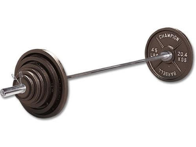 Champion 500 Lb. Olympic Weight Set