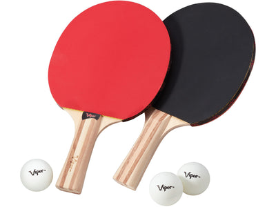 Viper Two Star Tennis Table Two Racket and Three Ball Set