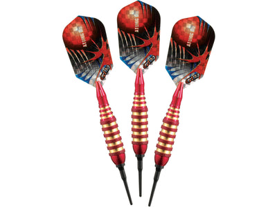 Viper Atomic Bee Red Soft Tip Darts 16 Grams