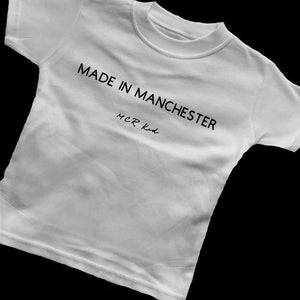 MCR KID - Made in Manchester Unisex Toddler T Shirt