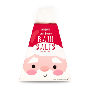 Load image into Gallery viewer, Santa Bath Salts
