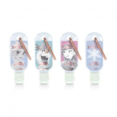 Disney Frozen Clip & Clean Hand Sanitiser