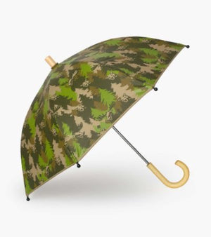 Load image into Gallery viewer, Forest Camo Umbrella