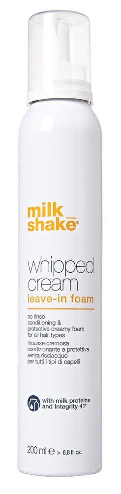 Milkshake Whipped Cream leave in conditioner