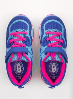 Pediped Force Trainer - Blue/Pink