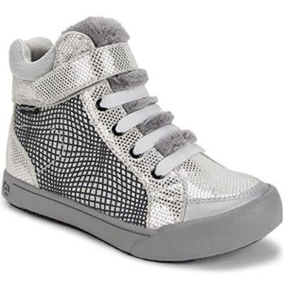 Pediped Logan Boot Silver