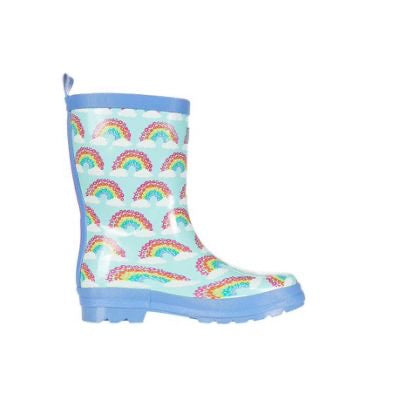 Hatley Magical Rainbow Wellies