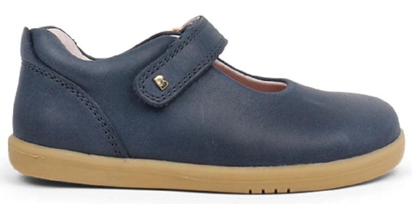 Load image into Gallery viewer, Bobux Mary Jane Shoe Step Up Navy