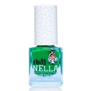 Miss Nella Non Toxic Peel off Nail Polish Kiss the Frog
