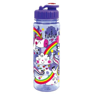 Rachel Ellen Water Bottle -  Unicorn and Rainbows