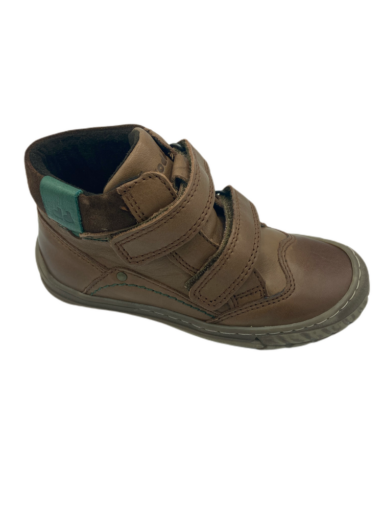 Froddo Boys Leather Boot Brown