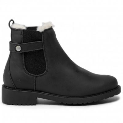 Emu Australia Elliston Ankle Boot - Black