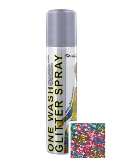 Stargazer Glitter Hairspray 75ml.