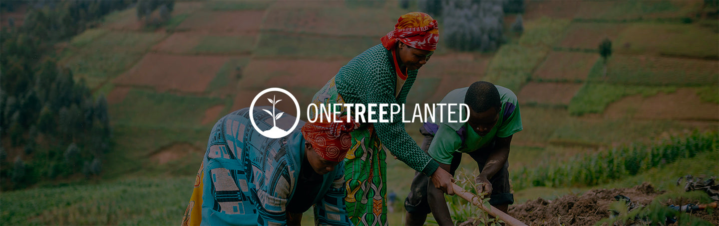Every Sale = One Tree Planted