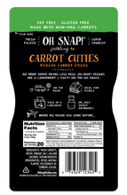 Load image into Gallery viewer, OH SNAP! Carrot Cuties - 12 Pack