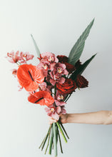 Load image into Gallery viewer, Orchid & Rose Lovers Bouquet