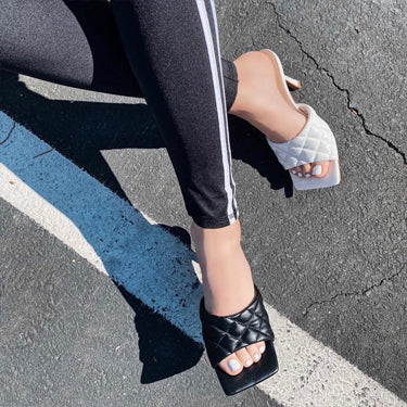 STATEMENT HEELS + CLICK FOR HEELS PAGE