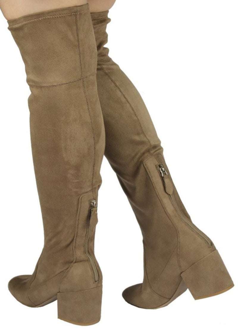 ADA-33 quality women's winter boots