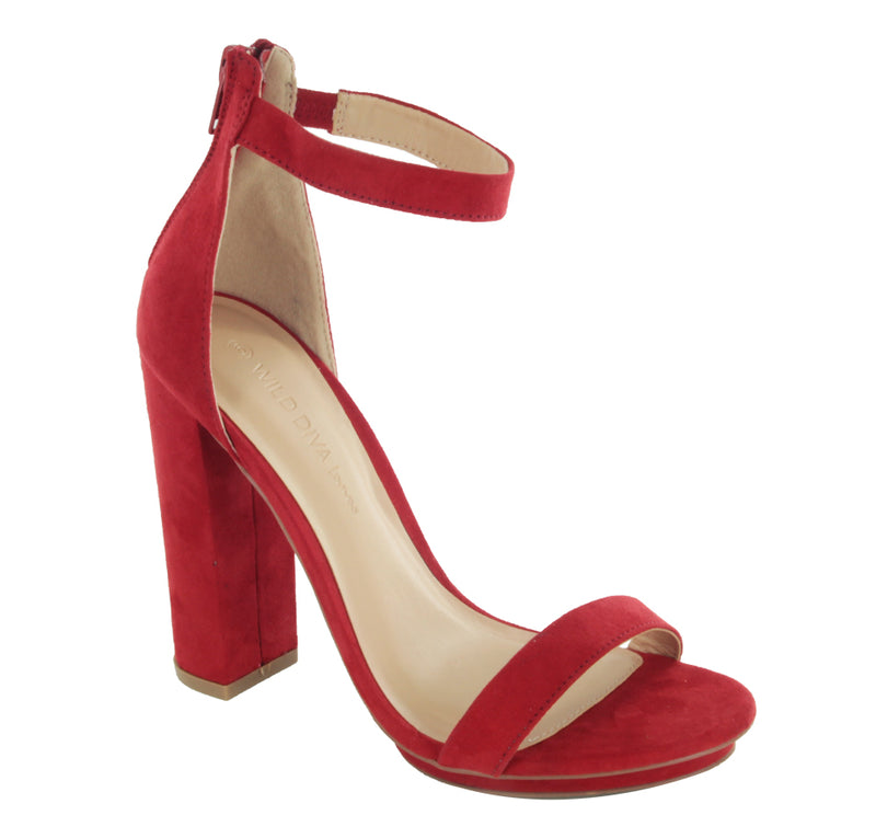 PACE-02 High Fashion Heels For Women