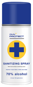 OmniProtect Sanitizing Spray