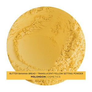 MSL® Banana Bread Setting Powder