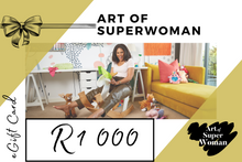 Load image into Gallery viewer, Art of Superwoman eGift Card