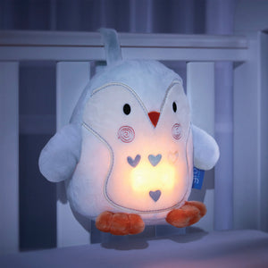 Grofriend Percy The Penguin Light & Sound Sleep Aid
