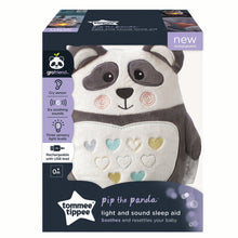 Load image into Gallery viewer, Grofriend Rechargeable Pip The Panda Light & Sound Sleep Aid