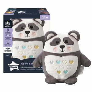 Grofriend Rechargeable Pip The Panda Light & Sound Sleep Aid