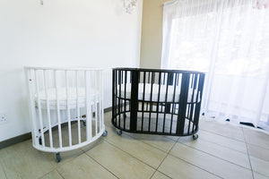 The Oliver Oval Crib