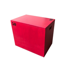 Load image into Gallery viewer, Plyometric Box (Red Limited Edition)