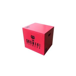 Plyometric Box (Red Limited Edition)