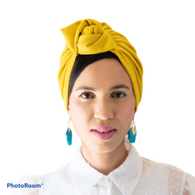Load image into Gallery viewer, Yellow Turban