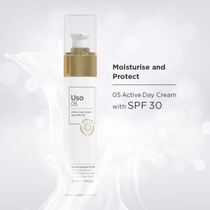 Uso 05 Active Day Cream with SPF 30