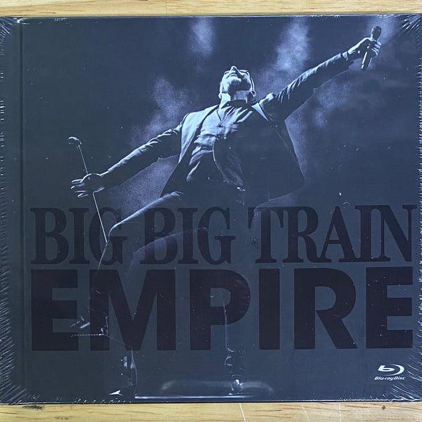 "Big Big Train ""Empire"" (2CD + Blu-Ray)"
