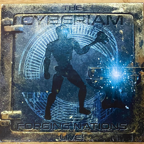 "The Cyberiam ""Forging Nations LIVE!"" CD"