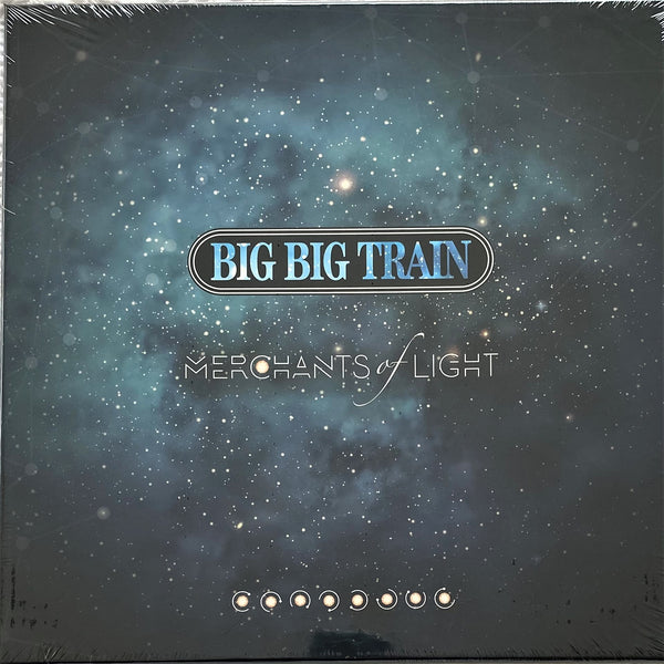 "Big Big Train ""Merchants of Light"" 3 LP Vinyl"