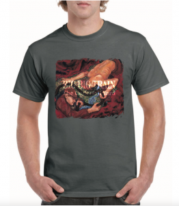 Big Big Train The Underfall Yard T-Shirt (Pre-Order Has Ended)