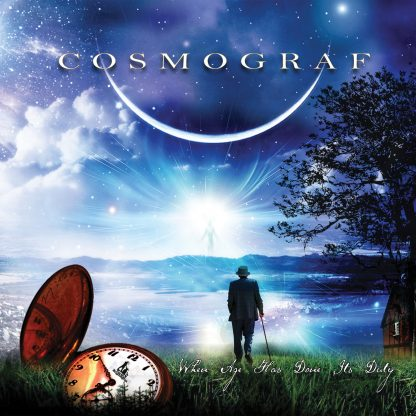 "Cosmograf ""When Age Has Done It's Duty"" 2018 Remix CD"