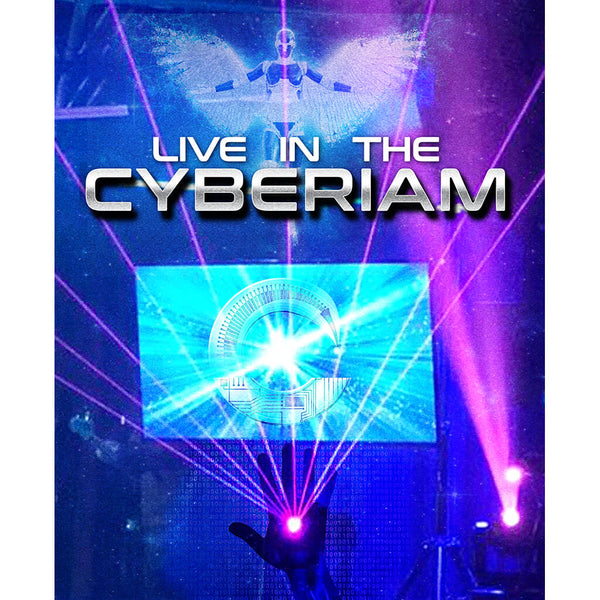 Live in The Cyberiam Blu-Ray