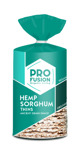 Profusion Organic Hemp Sorghum Thins