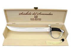 Beautiful Fox Sciabola del Sommelier