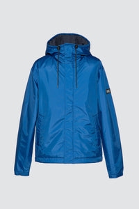Kapok Down Hooded Jacket-Men's