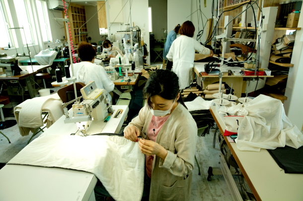 garment factory image