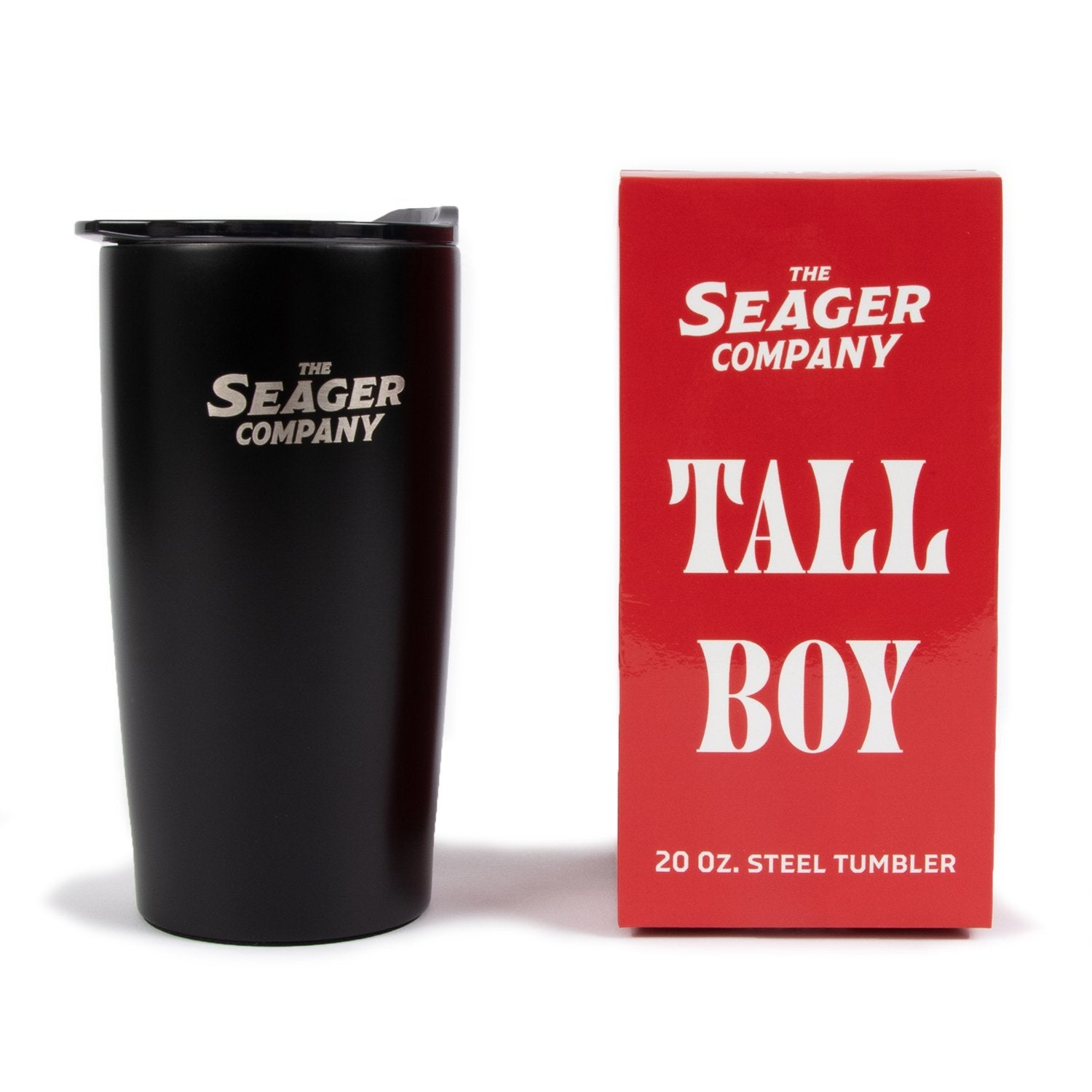 Tall Boy 20oz Tumbler