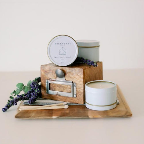 100% Soy Wax Candles