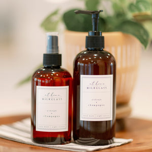 non toxic hand soap - non toxic room spray - non toxic room spray