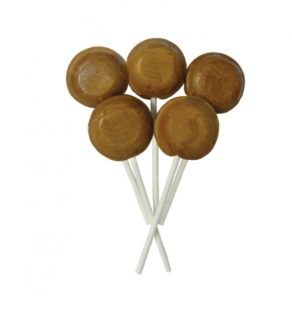 Toffee Mega Lollies